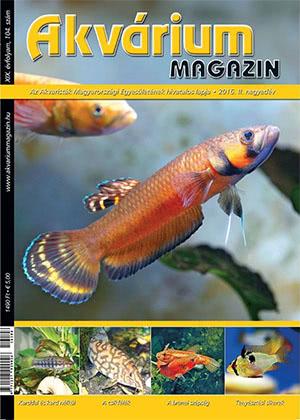 Akvárium Magazin 2016. II negyedév