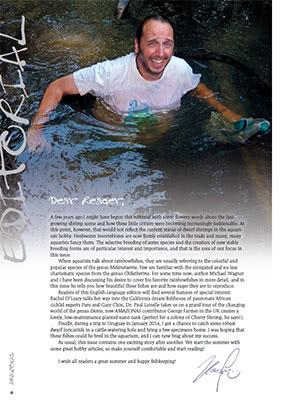 Amazonas Magazine 2015.07-08. Inside