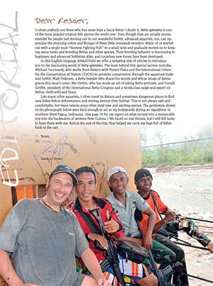 Amazonas Magazine 2016.01-02. Inside