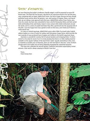 Amazonas Magazine 2017.03-04. Inside