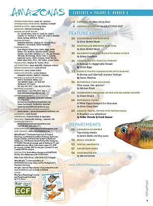 Amazonas Magazine