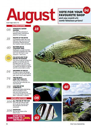 Practical Fishkeeping 2016.08 Inside