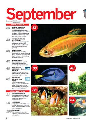 Practical Fishkeeping 2016.09 Inside