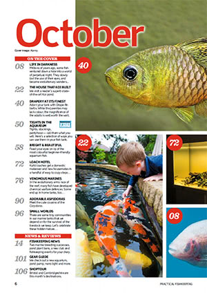 Practical Fishkeeping 2016.10 Inside