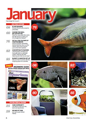 Practical Fishkeeping 2017.01 Inside