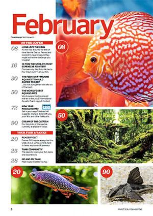 Practical Fishkeeping 2017.02 Inside