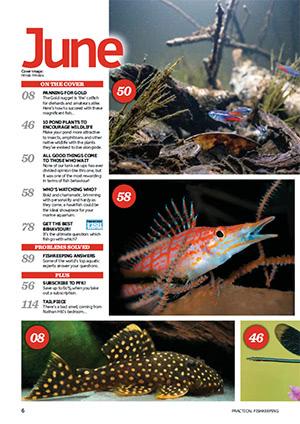 Practical Fishkeeping 2017.06 Inside